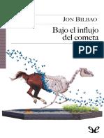 Bilbao, Jon - Bajo El Influjo Del Cometa