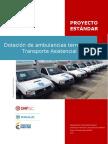 Dotacion Para Ambulancias