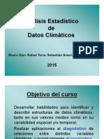 Analisis Estadistico Da Clima