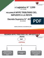Regimen Mype Tributario