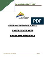 Bases Copa Antapaccay 2017 Rev