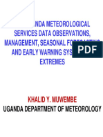 The Uganda Meteorological