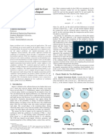 A New Contact Force Model for Low Coefficient of Restitution Impact- ASME Applied Mechanics - Vol. 79 - Pp. 064506 - 2012