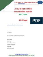 Chikun Los Ejercicios Secretos de Los Monjes Taoistas
