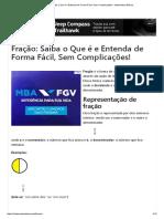 Fração_ Saiba o Que é e Entenda de Forma Fácil, Sem Complicações! - Matemática Básica.pdf