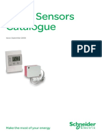 Hvac and Sensors Catalogue
