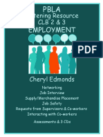 CLB 2 3 Listening Resource Employment