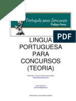 36170615 Lingua Portuguesa Para Concurso Teoria