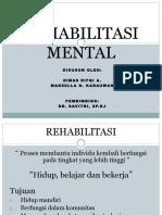 DT - Rehabilitasi Mental