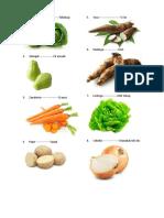 Verduras en Popomchi'