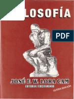 Filosofia Jose Lora Cam