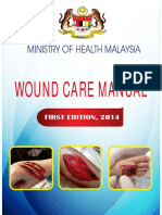 Wound Care Manual, Malaysia MOH