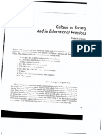 ERICKSON Culture in Society and in Educational Practices 2010
