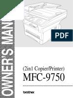 Mfc 9750