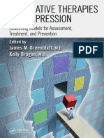 James M. Greenblatt, Kelly Brogan-Integrative Therapies for Depression_ Redefining Models for Assessment, Treatment and Prevention-CRC Press (2015)
