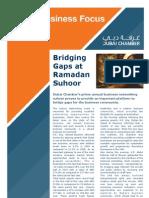 Dubai Business Focus Issue 4 2010