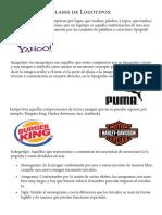 Clases de Logotipos