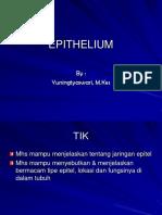 EPITHELIUM.ppt