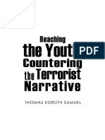 Reaching the Youth Countering the Terrorist Narrative