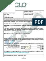 Dica 0040 - Fiat Uno 1.0 Vivace - Motor Sem Potência, Sem Desempenho, Amarrado