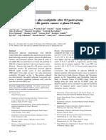 Adjuvant Capecitabine Plus Oaxaliplatin