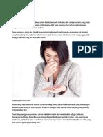 Definisi alergi obat