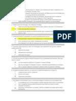 Test 2 de Técnicas de Prevención de Riesgos Laborales Seguridad en El Trabajo e Higiene Industrial