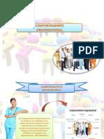 Comportamiento Organizacional 1 Clase Gerencia enfermeria