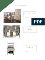 Equipos Usados en La Industria de Dulces y Frutas Deshidratadas