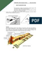 EGYPT Architecture