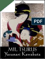 Mil Tsurus - Yasunari Kawabata.pdf