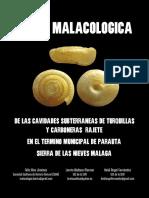 Malacología en la Sierra de las Nieves (Málaga) (AS29)