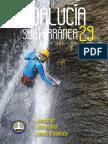 Revista Andalucía Subterránea 29