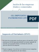 Tributacion en Las Empresas Comerciales e Industriales II