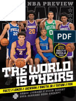 Slam Magazine November 2017