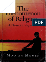 Momen, Moojan. 'The Phenomenon of Religion'