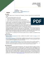 Syllabus INFSYS3807 Spring 2018.Docx