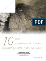 Sima Alta Ruta en Villaluenga del Rosario (AS29)