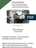 4 - Grupo de Foco