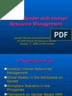 Gender-HR