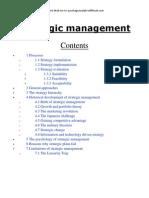 46 Strategic Management Theory