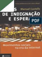 Castells - Redes de Indignação- Parte I
