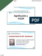 Encuentro Federal de COP - Bicentenario