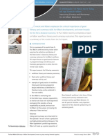 Maori Literacy and Numeracy Summary Sheet