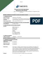 Diatomaceous Earth (Natural) SDS21955 SPA Feb 2017