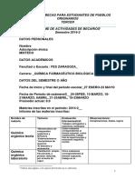 2do Informe Academico 2014-2