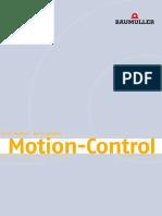 Baumuller Motion Controller