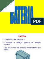 Bateria de Acumulador