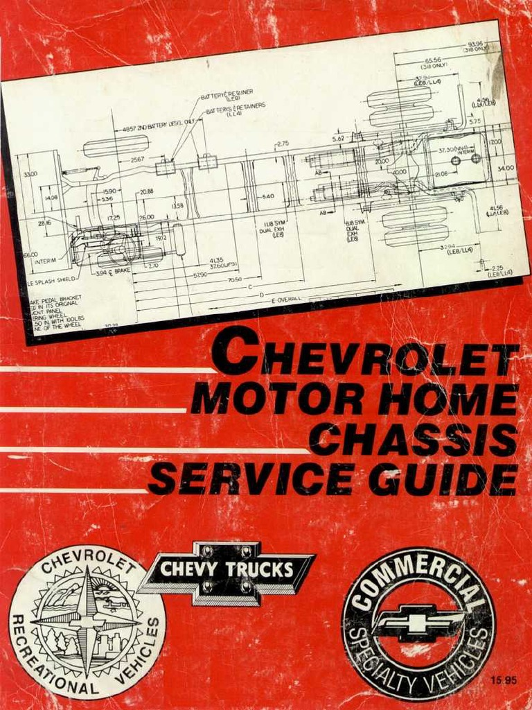 Chevy Gmc Rv P30 Chassis Manual Transmission Mechanics Tire Air Conditioning Four Season System Wiring Diagram C K Models For 1979 Light Duty Truck Series 10 35