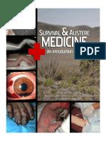 Survival and Austere Medicine